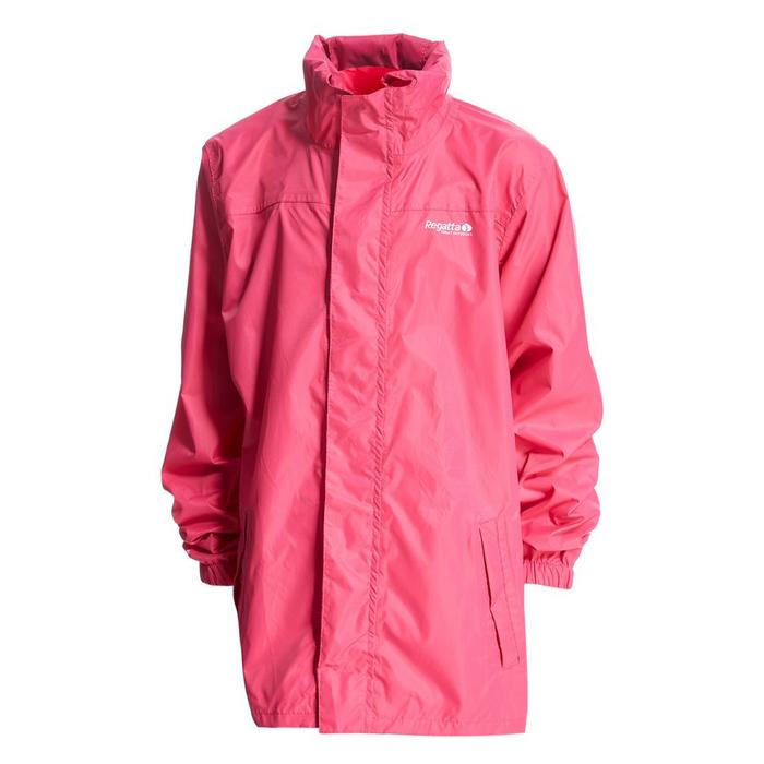 Kids' Pack-It Waterproof Jacket