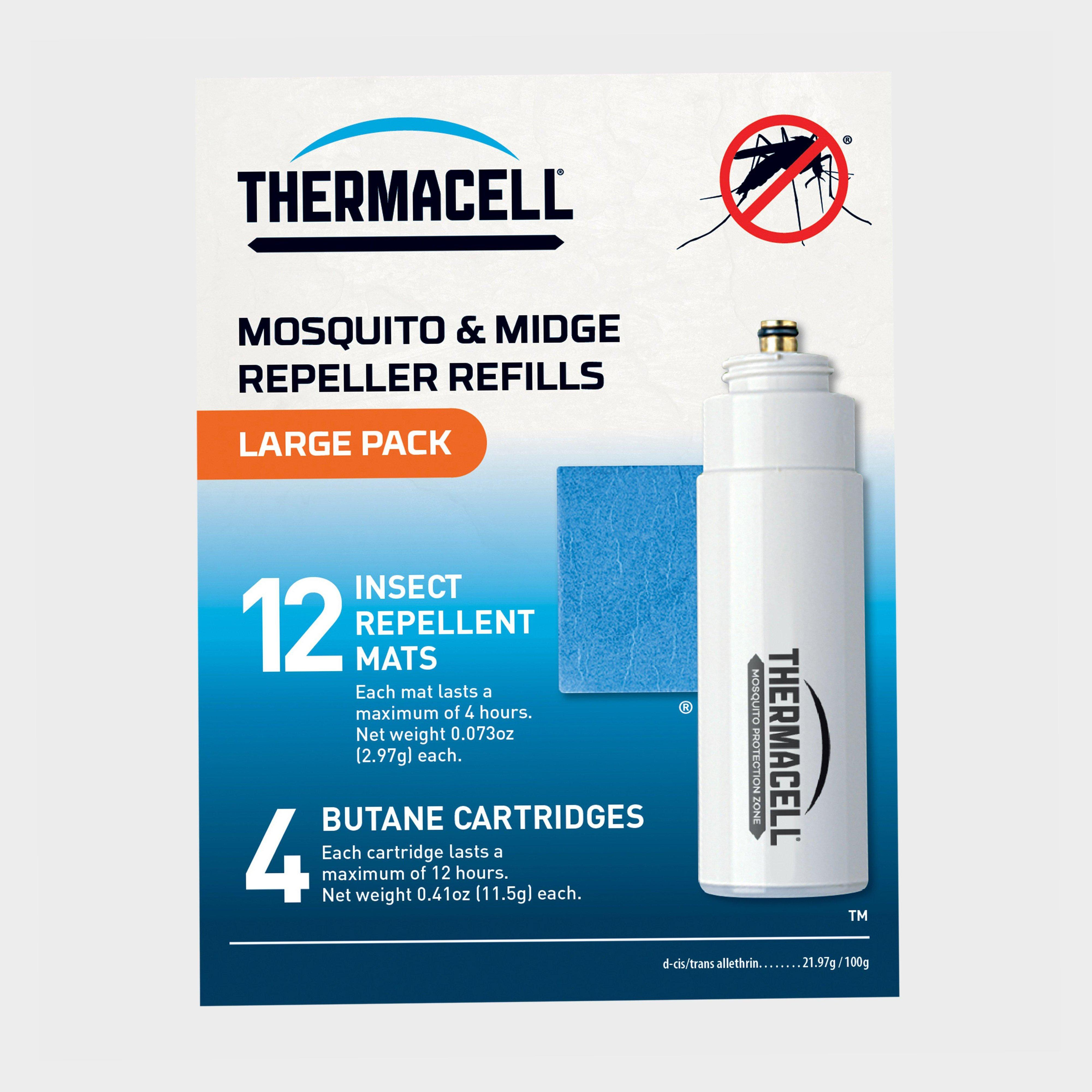Thermacell Large Mosquito & Midge Repeller Refill Pack, Assorted