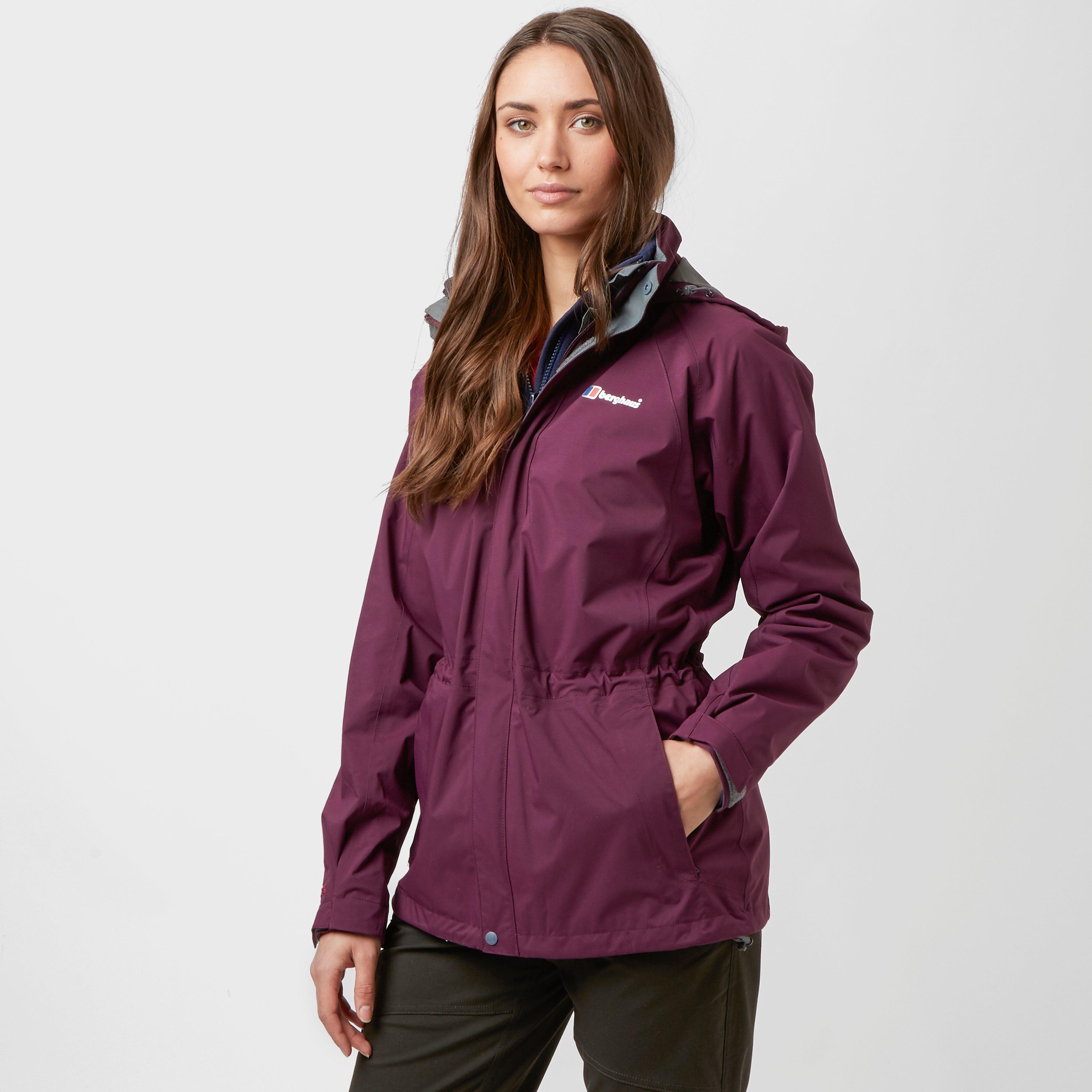 Berghaus womens waterproof jackets