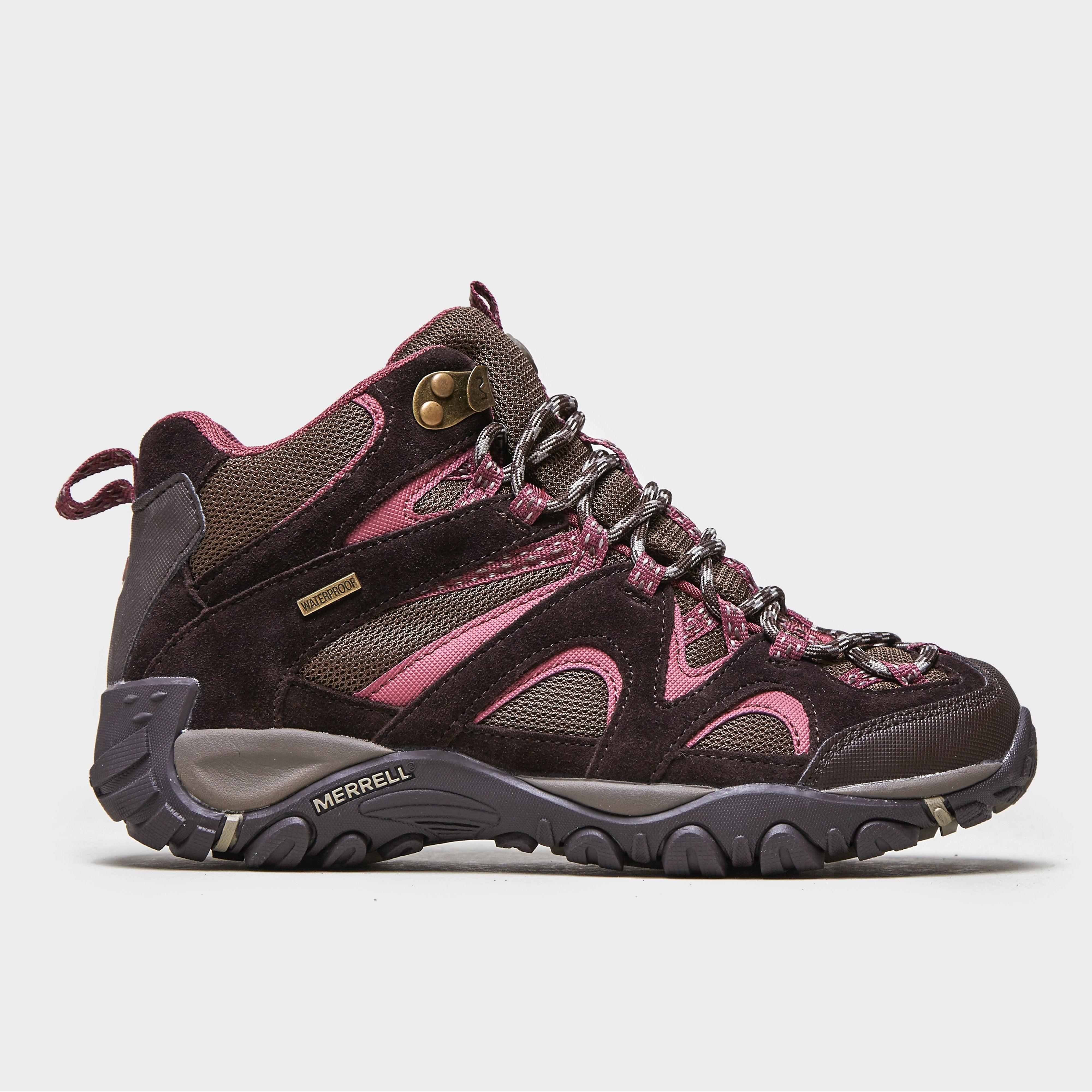 MERRELL Women's Energis Mid Walking Boot