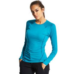 SMARTWOOL Women's NTS Light Crew Baselayer