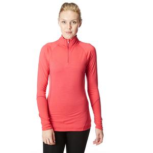 SMARTWOOL Women's NTS Light 195 Zip Tee