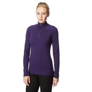 SMARTWOOL Women's NTS Mid 250 Zip Baselayer
