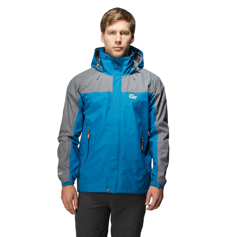 Lowe Alpine Mens Cedar Ridge Jacket Blue