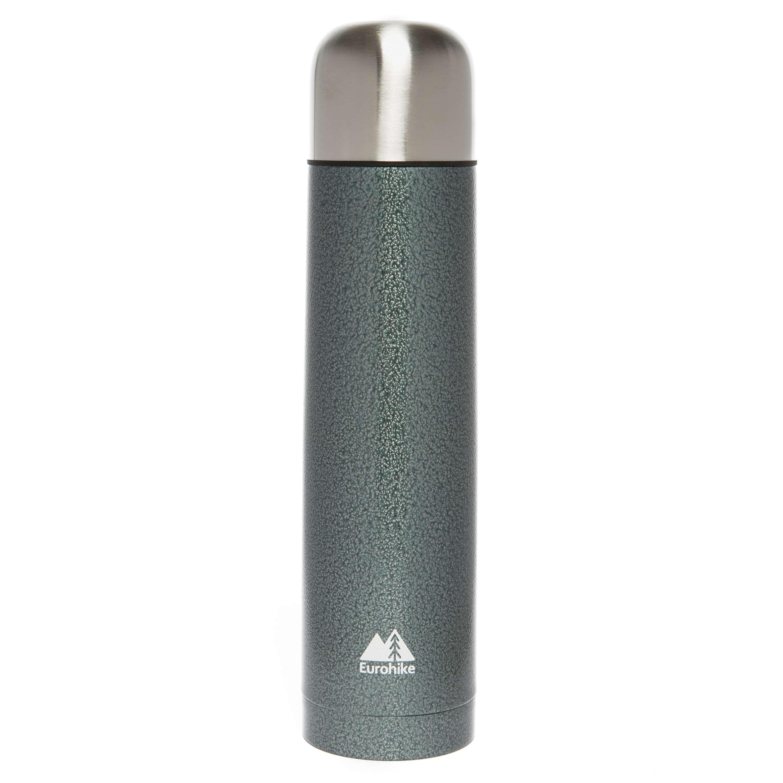 EUROHIKE Hammertone Vaccum Flask - 1L