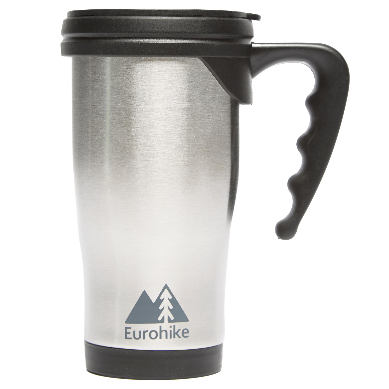 New Eurohike Aqua 1L Aluminium Water Bottle Hydration Flasks Mugs