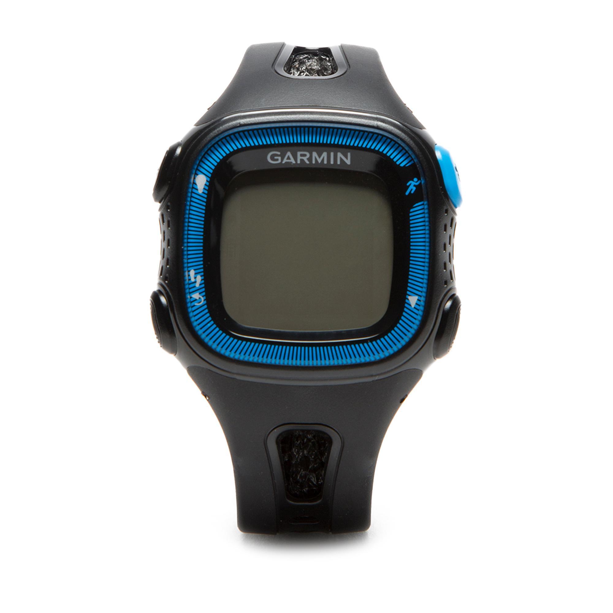 Garmin Forerunner 15 GPS Running Watch with Heart Rate Monitor Black