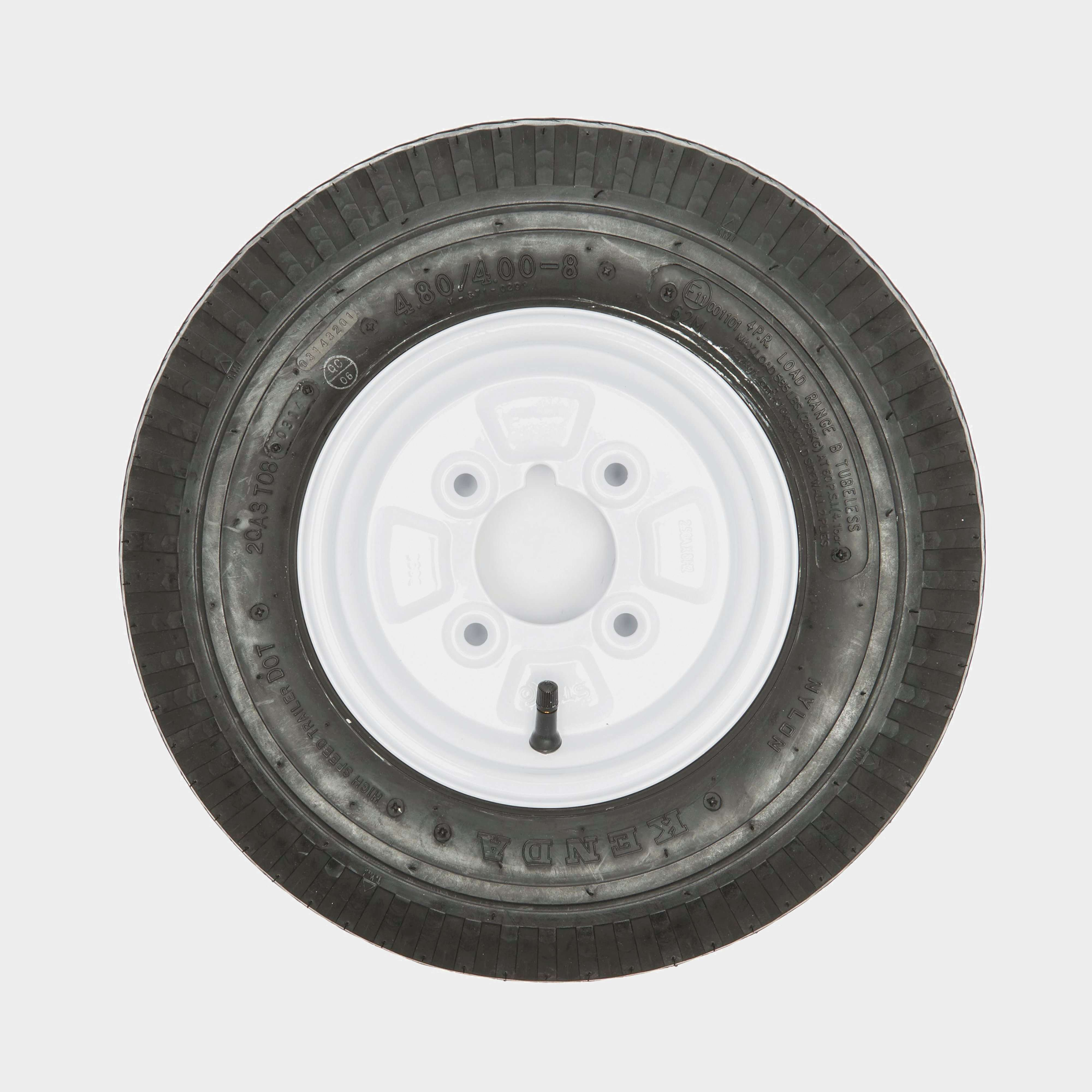 MAYPOLE Trailer Wheel and Tyre