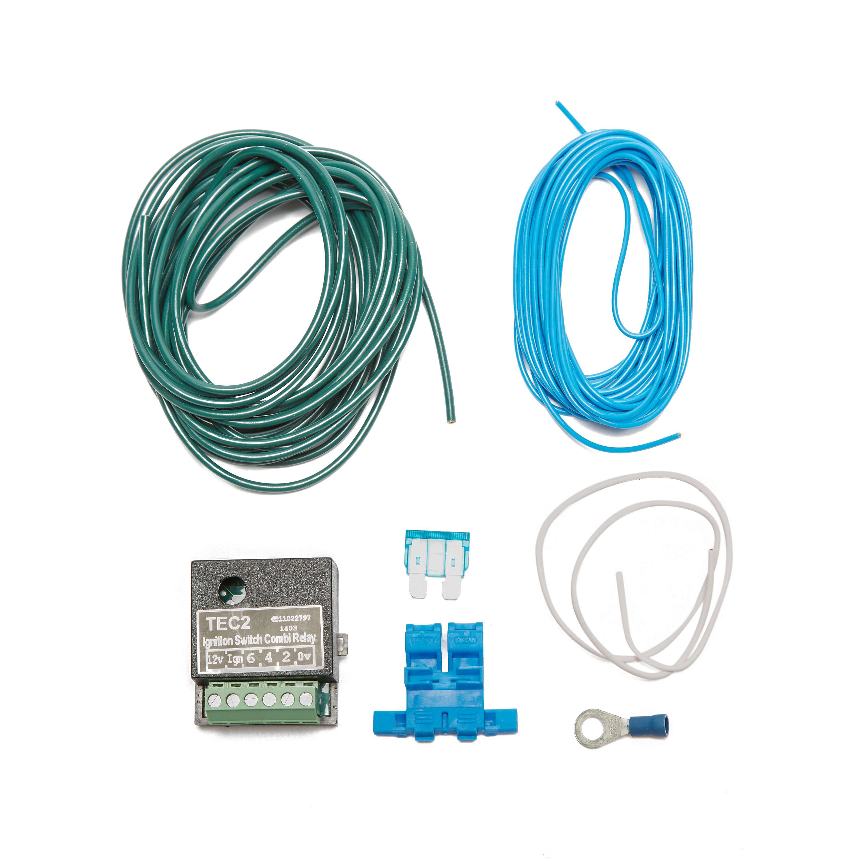 MAYPOLE Dual Charge Relay Kit