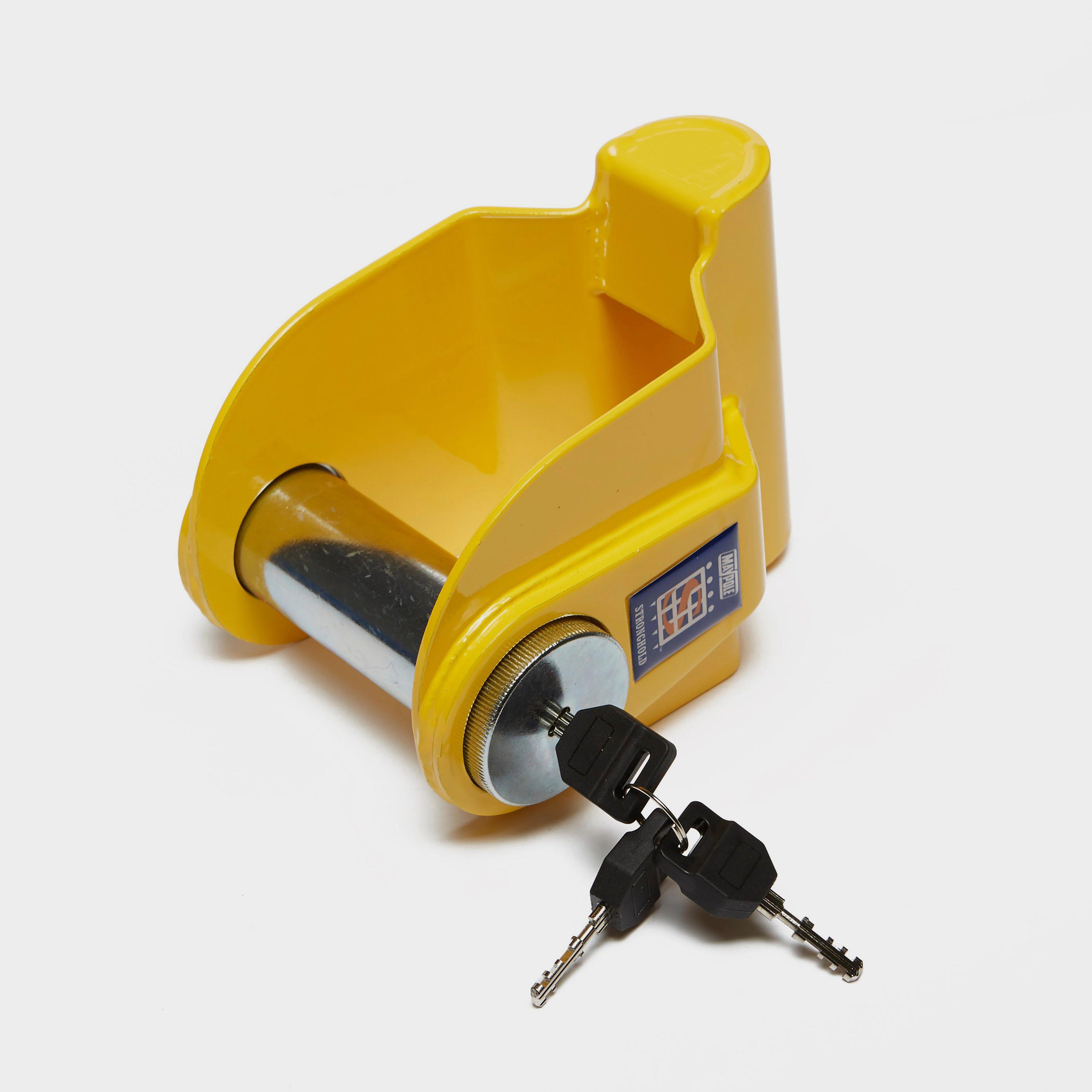 Maypole Alko Hitch Lock Yellow