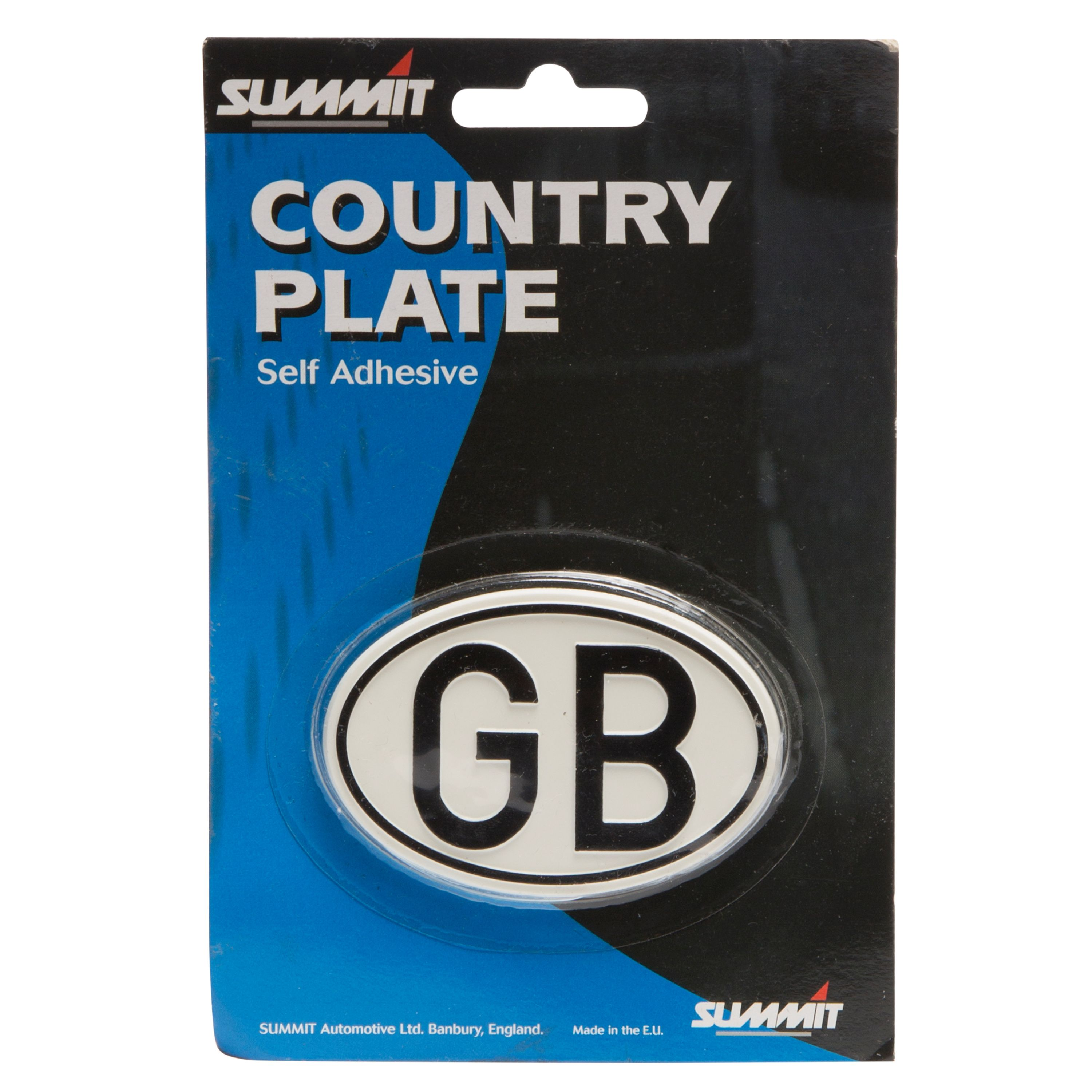 MOUNTNEY GB Country Plate