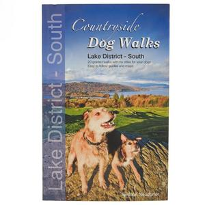 WETNOSE PUBLISH Countryside Dog Walks Guidebook - Lake District (South)