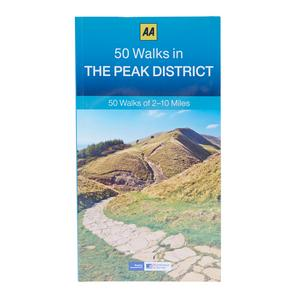 AA 50 Walks In The Peak District
