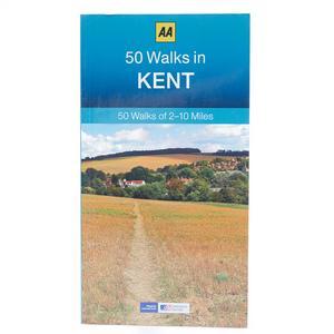 AA 50 Walks In Kent