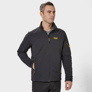 JACK WOLFSKIN Men's Muddy Pass Jacket