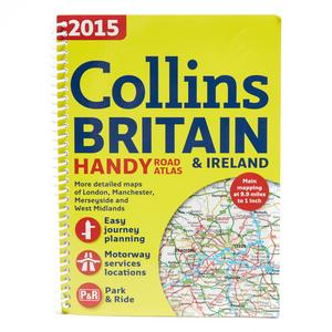 COLLINS Great Britain And Ireland Road Atlas