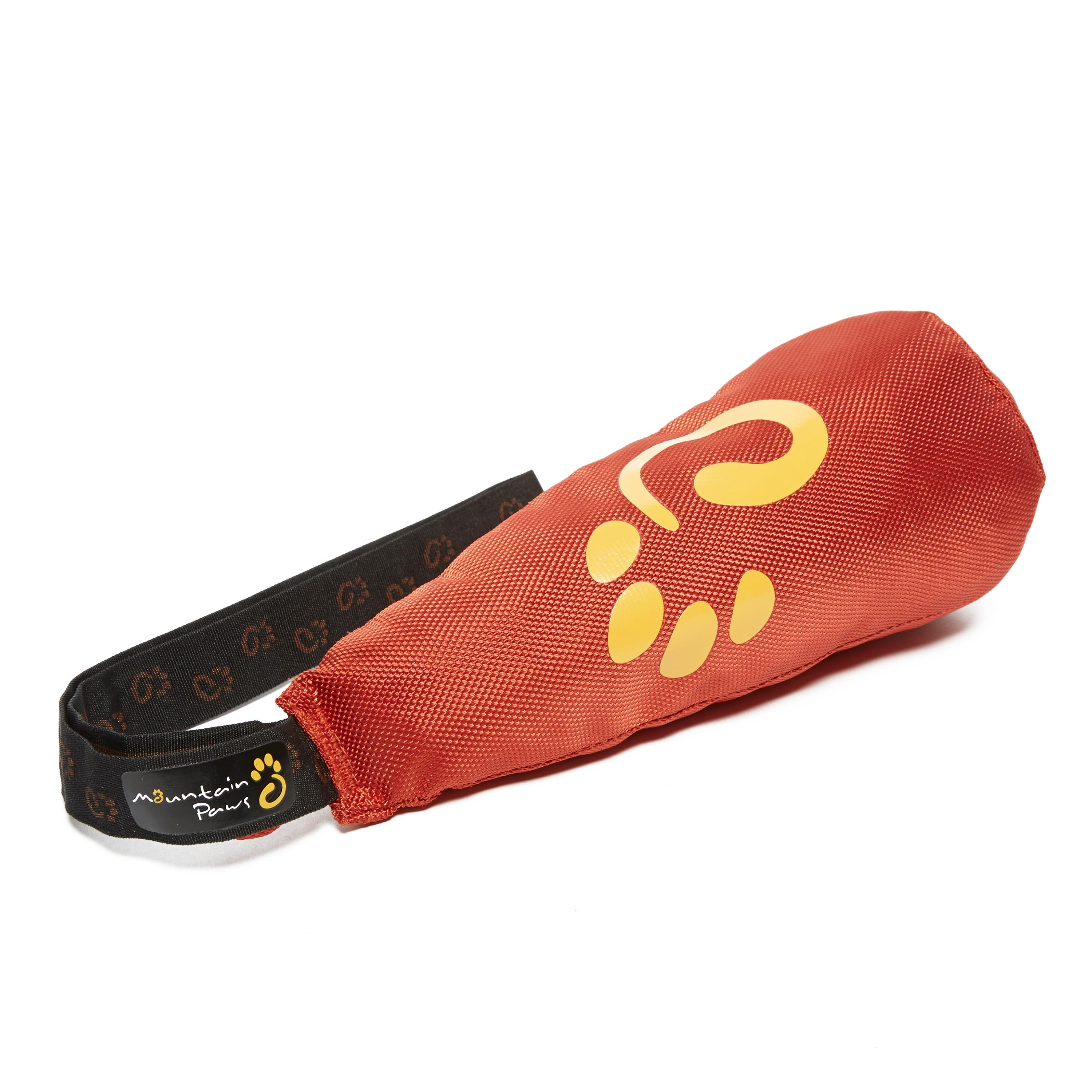 Image of Mountain Paws Clunk Throw Toy, Red
