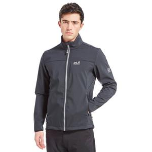 JACK WOLFSKIN Men's Element Softshell Jacket