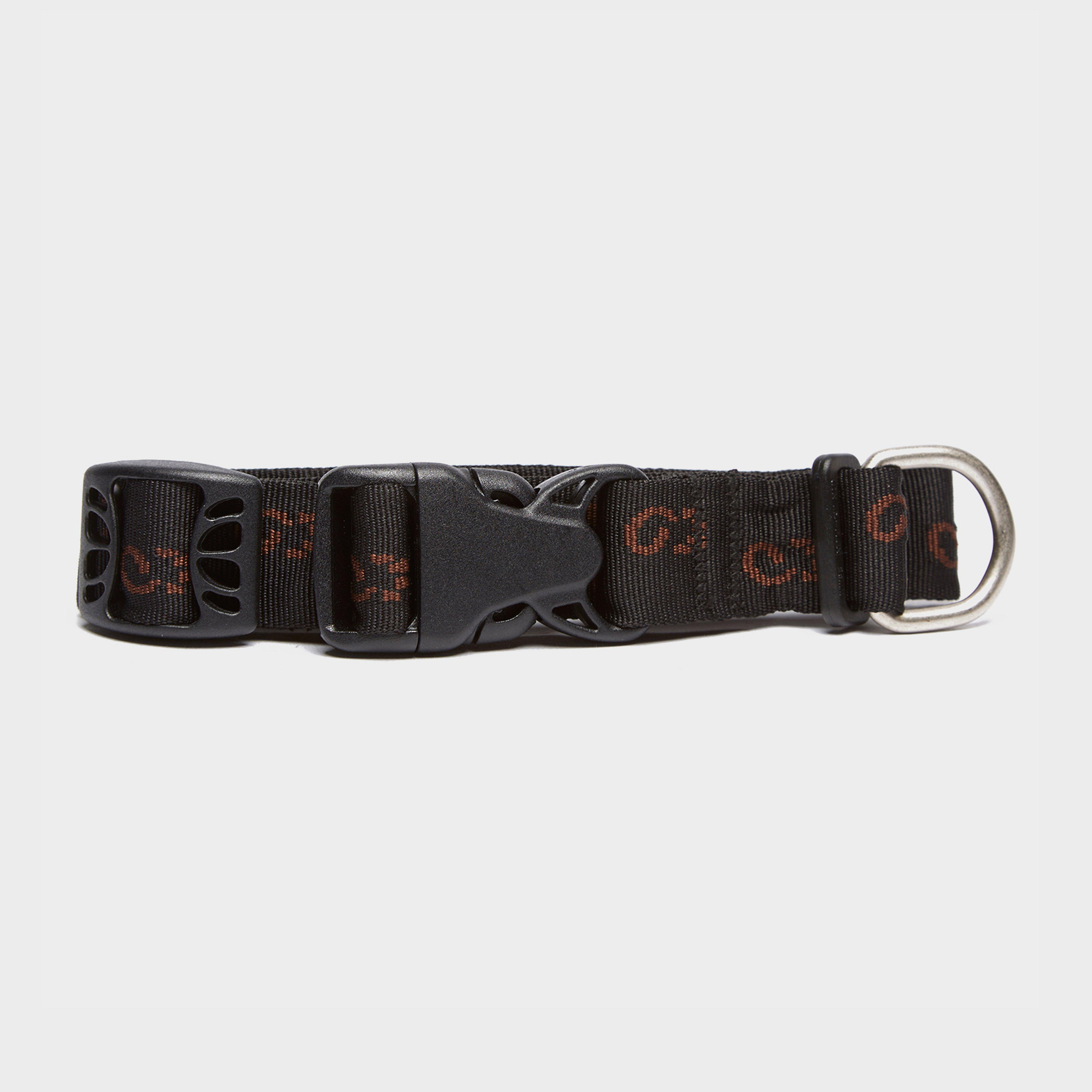 Image of Mountain Paws Dickie Bow Collar - Large, Black