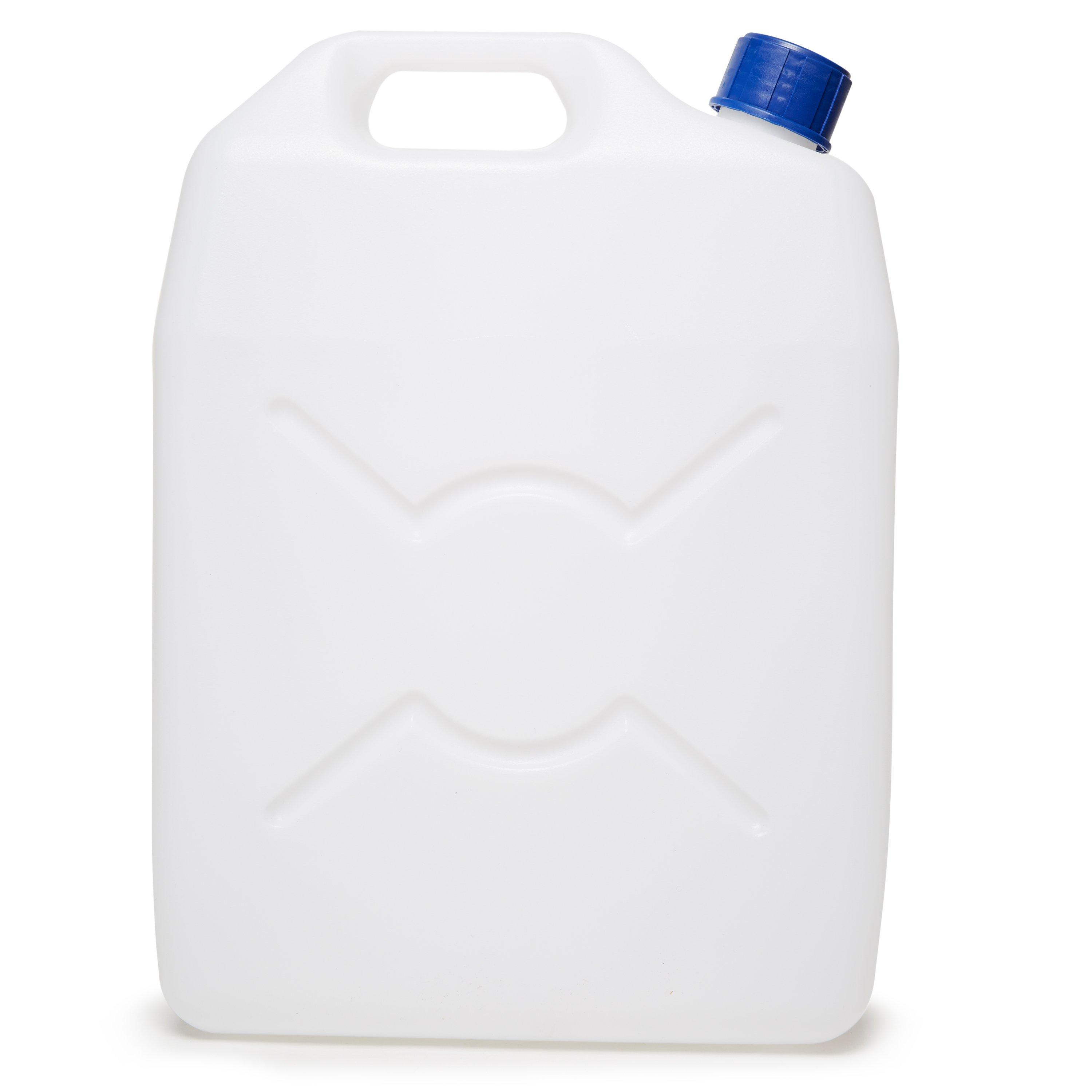 Fps 25 Litre Jerry Can Tap - White/clear  White/clear