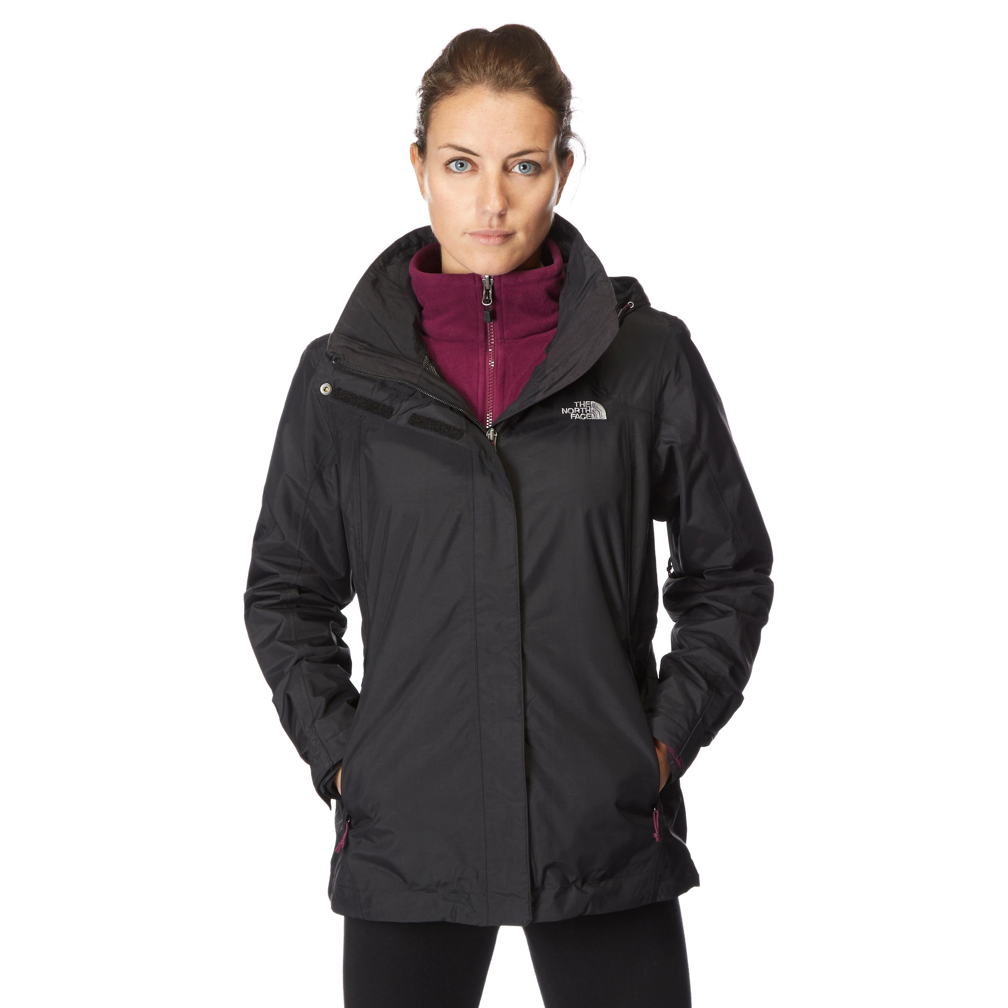 the north face evolution ii triclimate 3 in 1 jacket. Black Bedroom Furniture Sets. Home Design Ideas