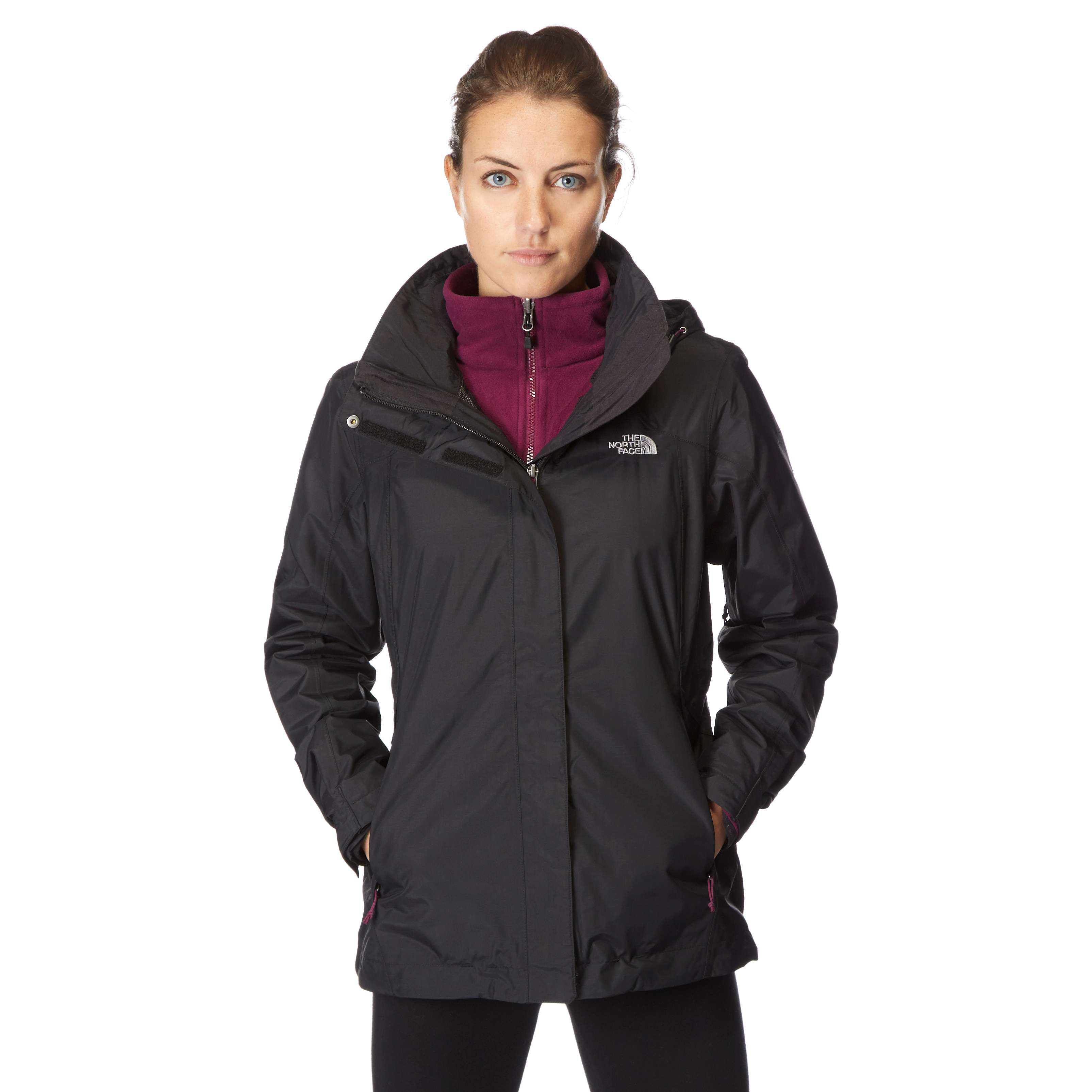 THE NORTH FACE Women's Evolution II TriClimate 3 in 1 Jacket