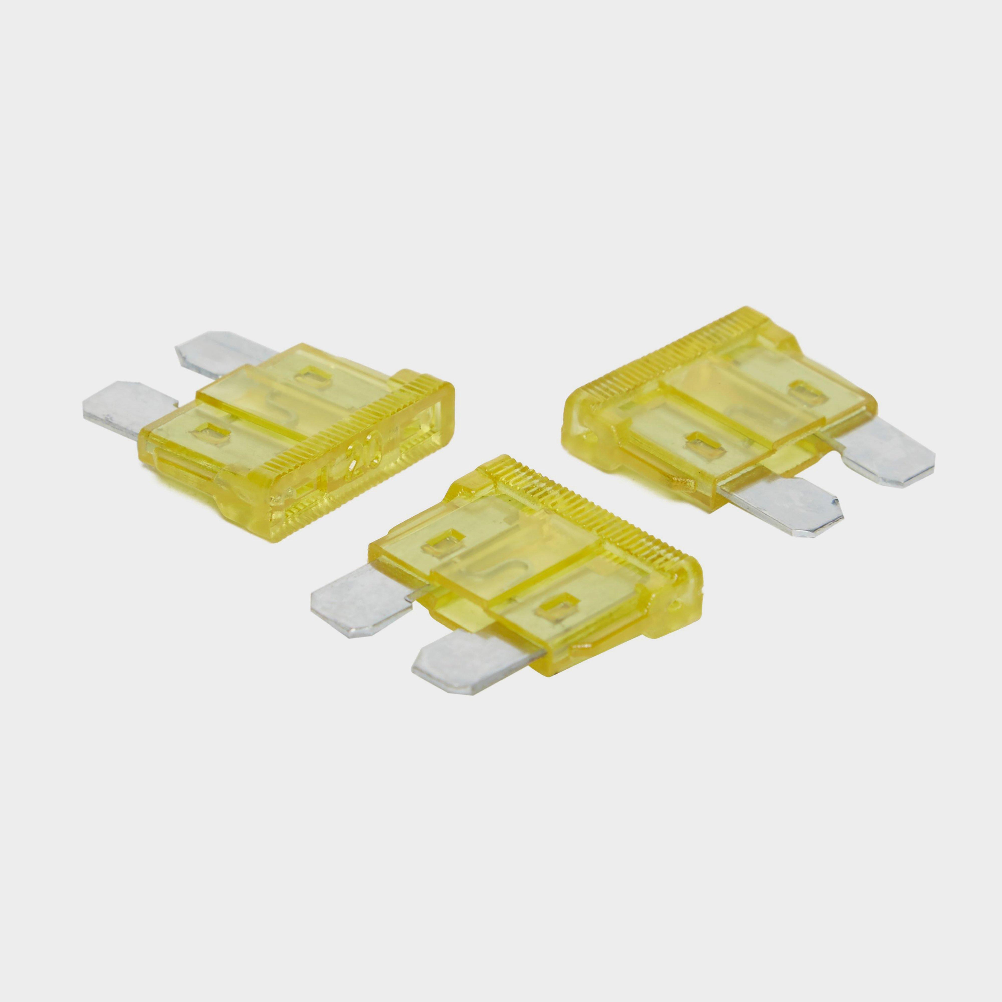 w4 20 amp blade fuses
