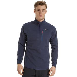 BERGHAUS Men's Stainton Half-Zip Fleece