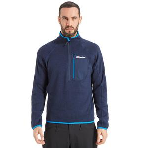 BERGHAUS Men's Chonzie Half-Zip Fleece