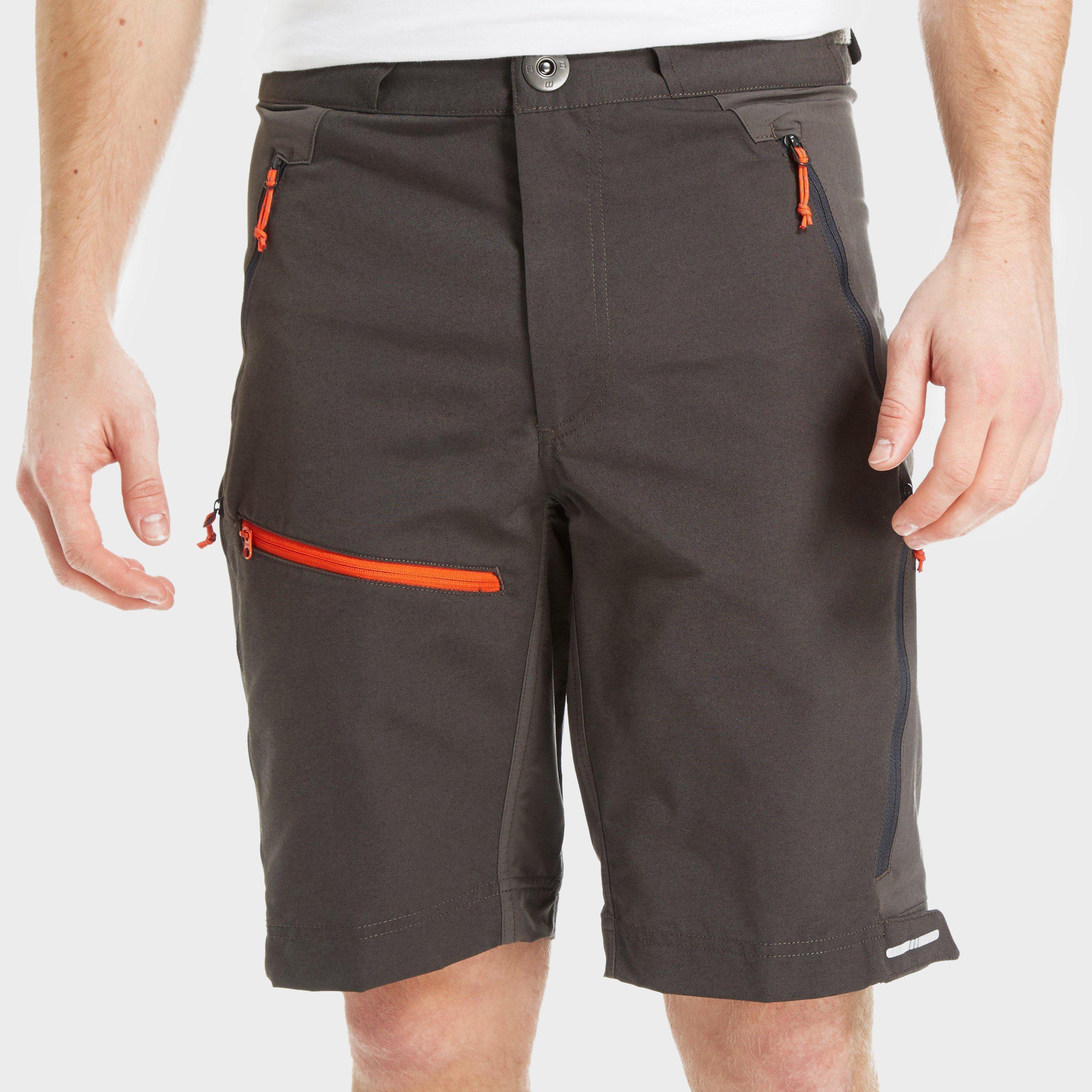 Berghaus Mens Baggy Shorts - Grey  Grey