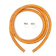 8mm Low Pressure Hose & Clips