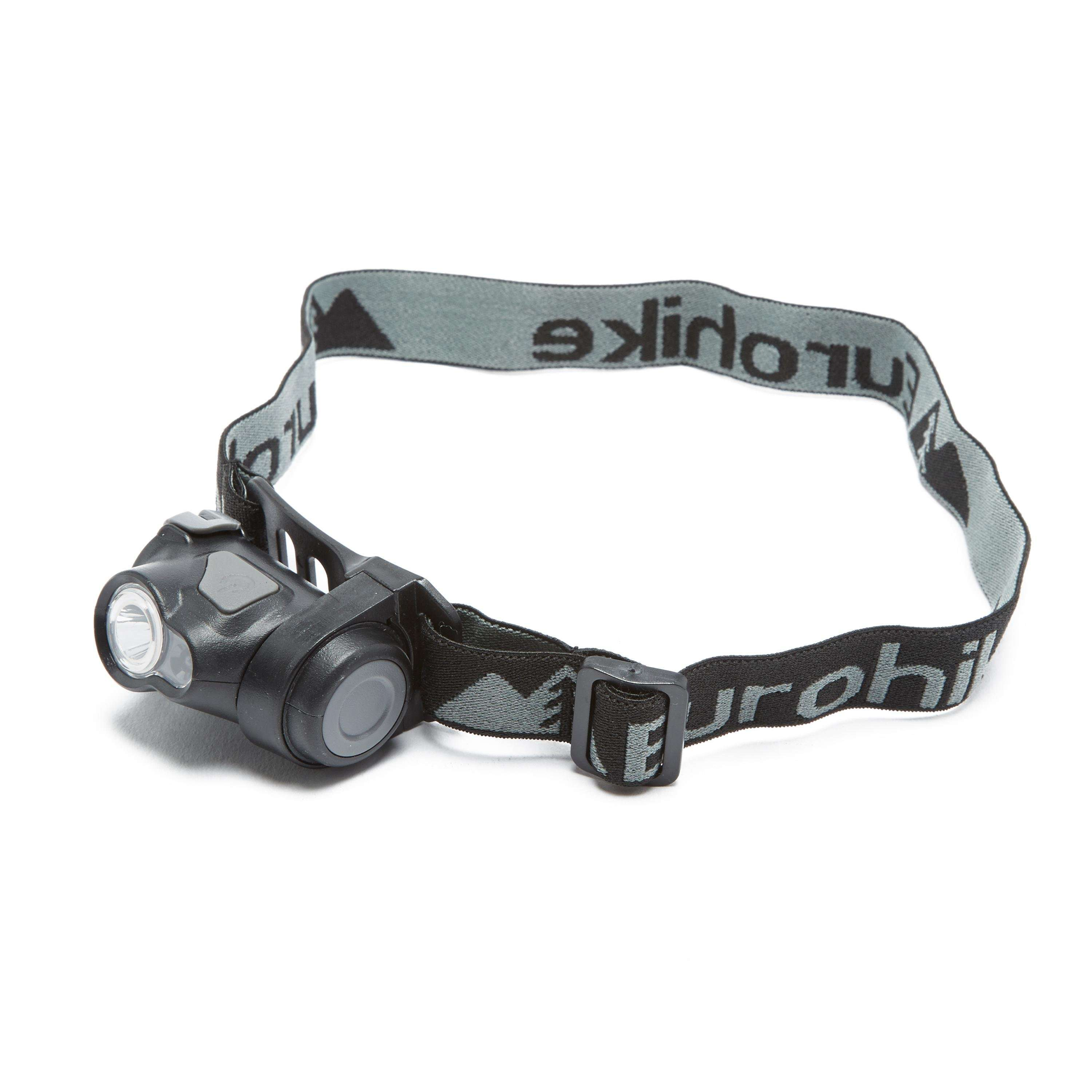 EUROHIKE Cree 3W LED Head Torch