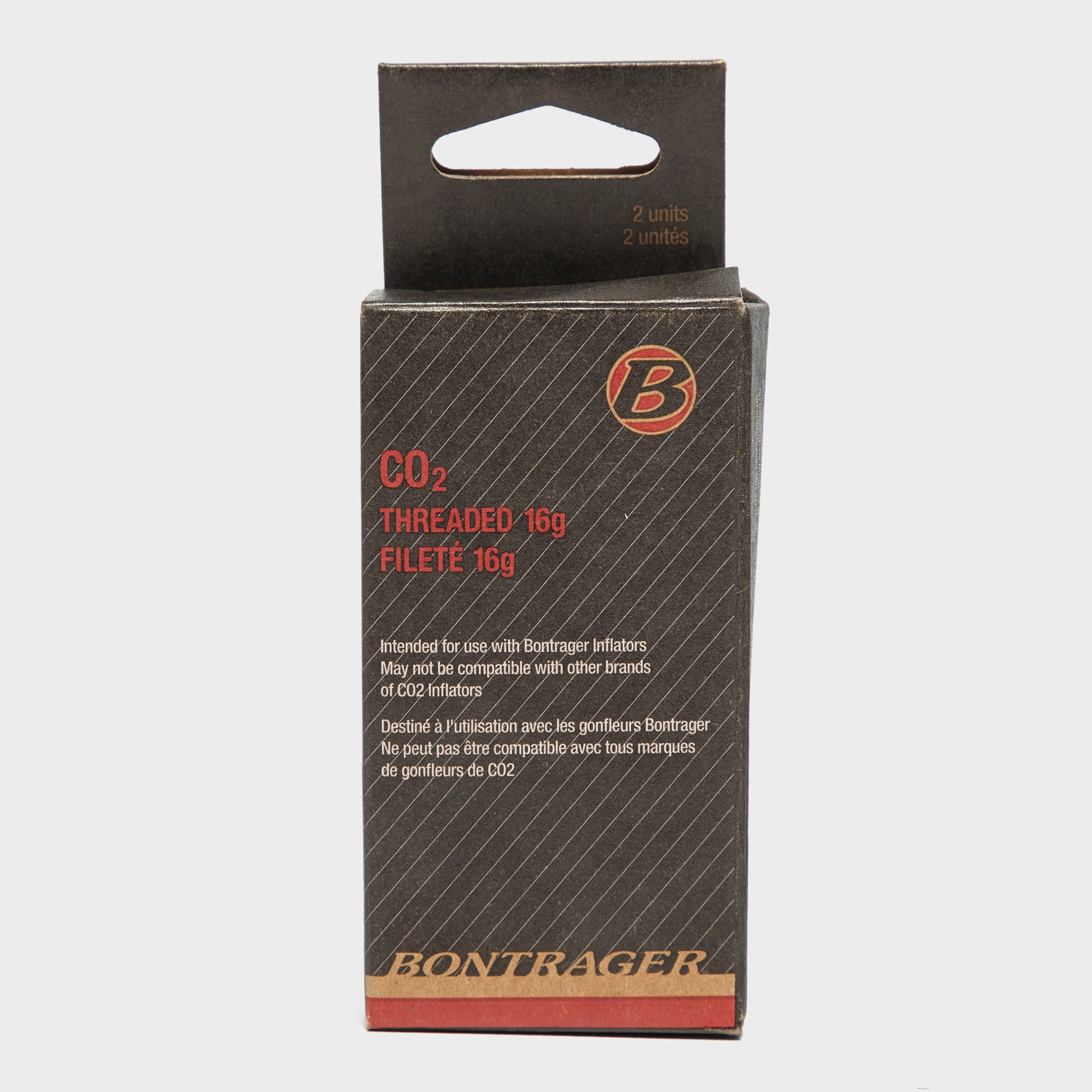 BONTRAGER CO2 Cartridges 2 Pack