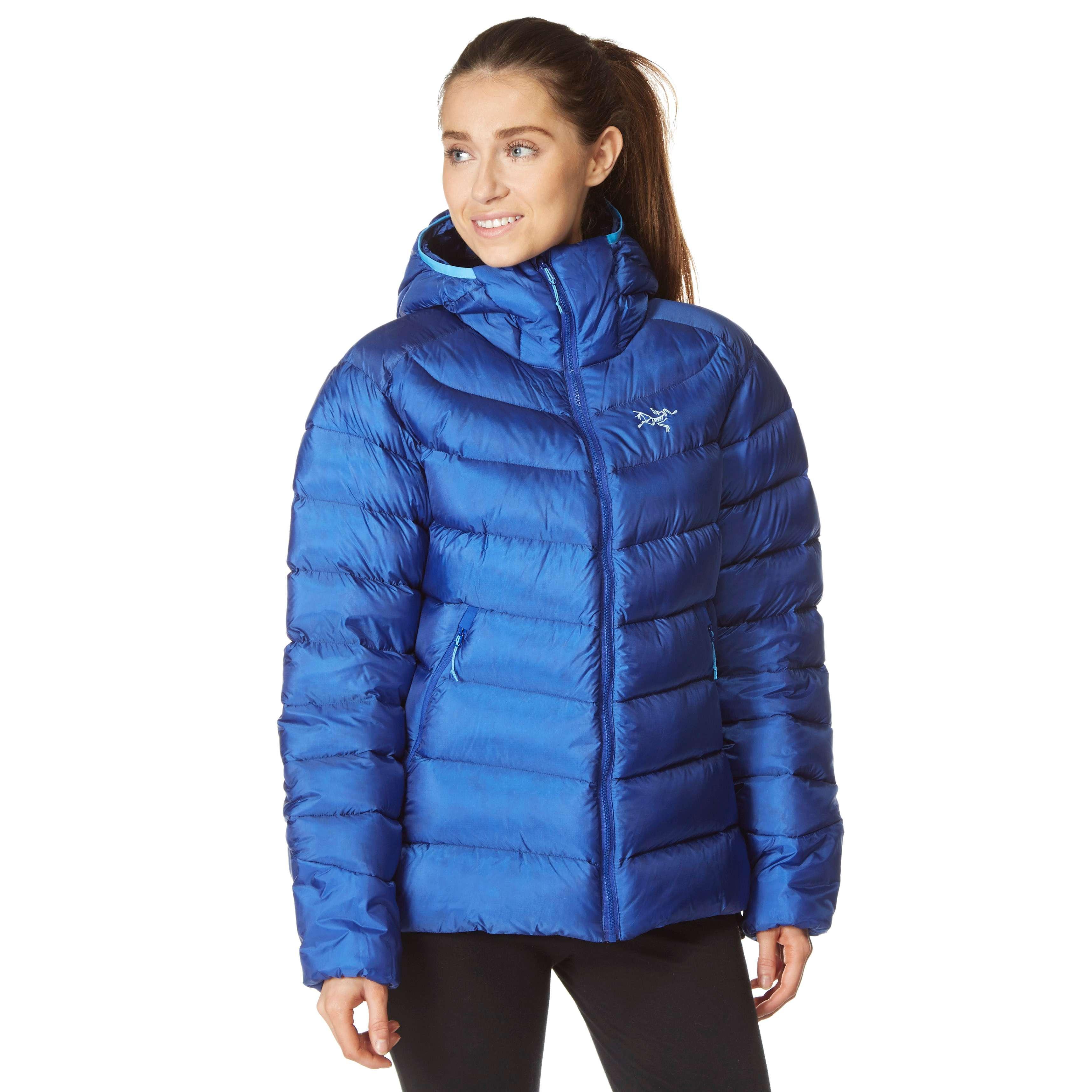 ARC'TERYX Women's Cerium SV Hooded Jacket