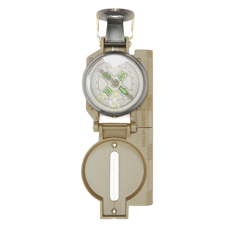 Eurohike DLX Lensatic Compass, Multi/COMPASS