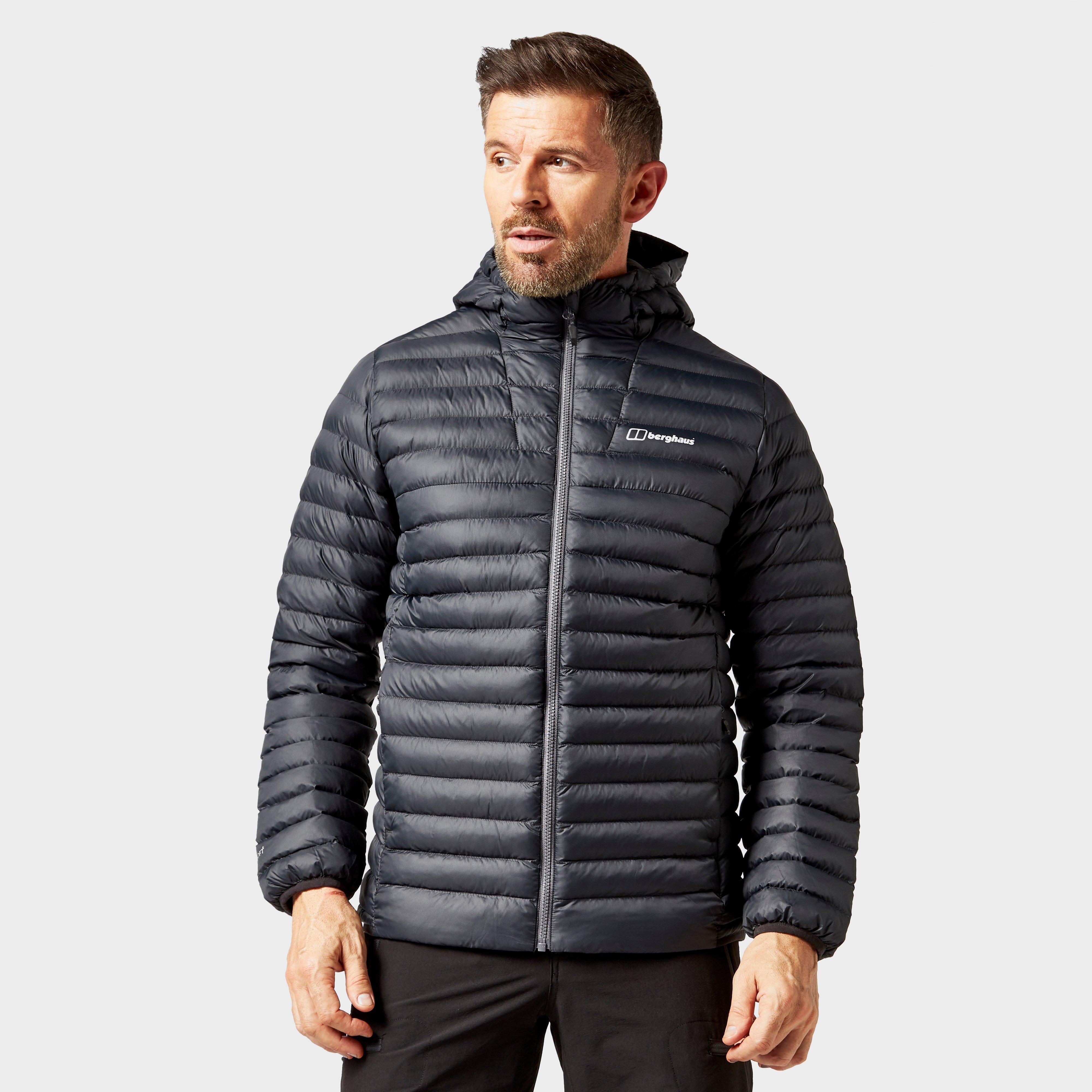 Berghaus Mens Claggan Jacket - Blk/blk  Blk/blk