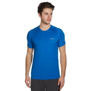 COLUMBIA Men's Mountain Tech III Short Sleeve Top