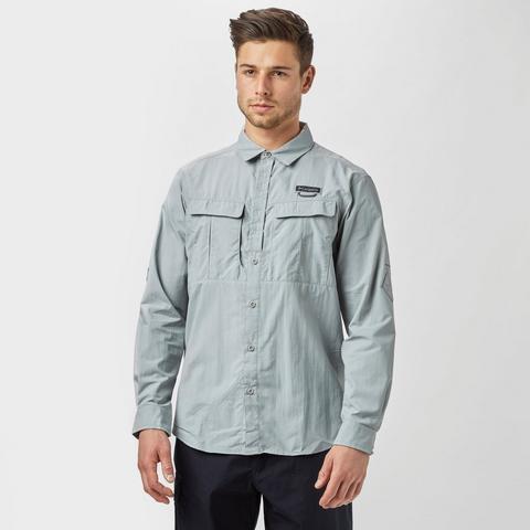 Men's Cascades Explorer Long Sleeve Shirt
