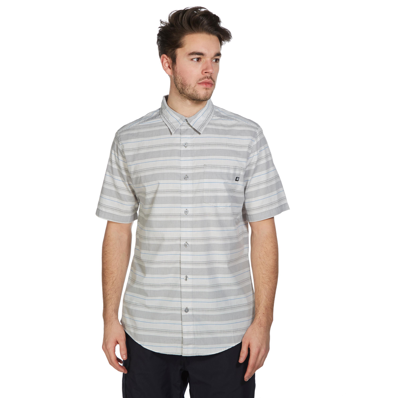 Marmot Men's Fulton Short Sleeve Shirt, Grey