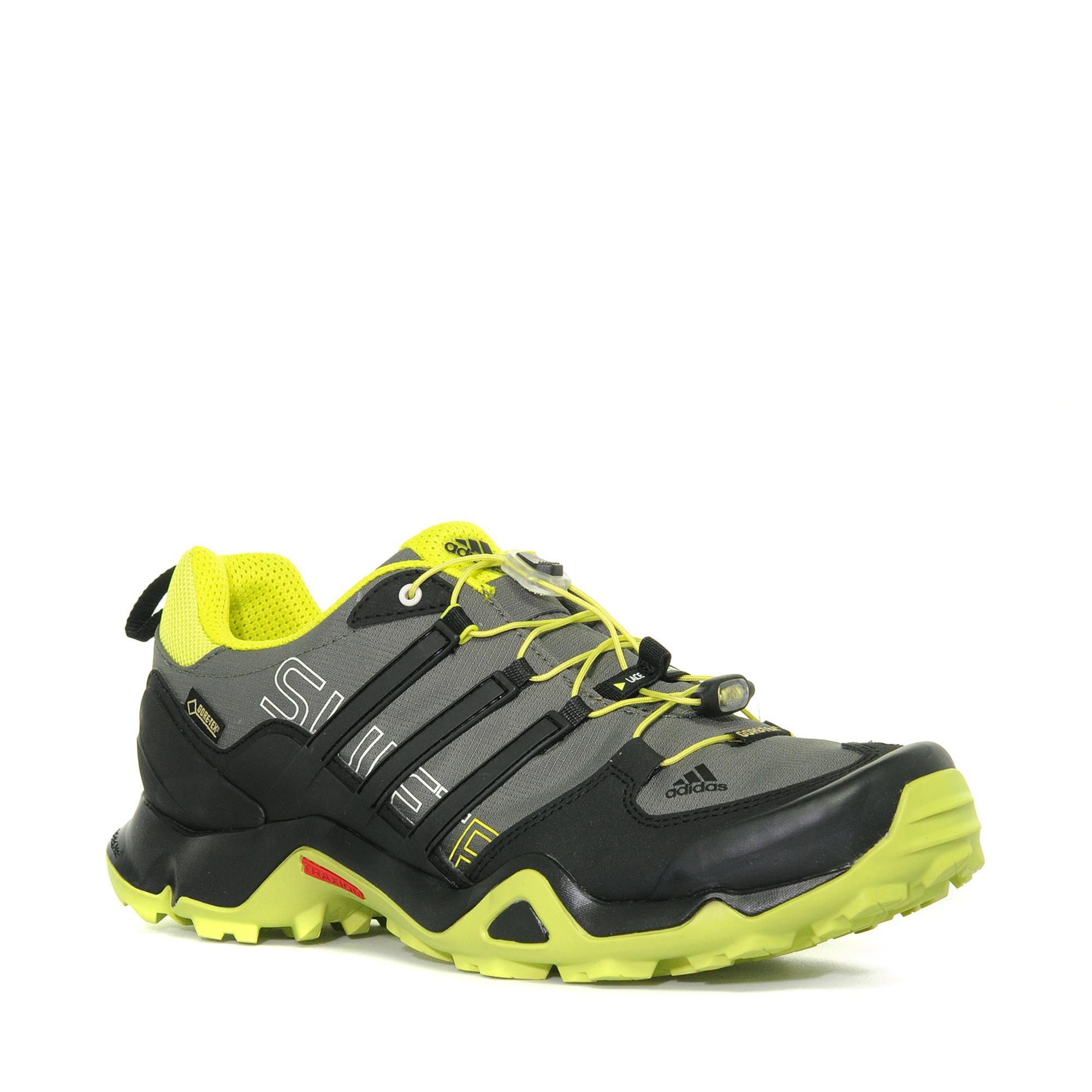 Adidas Mens Terrex Swift R GORETEX Approach Shoe Grey