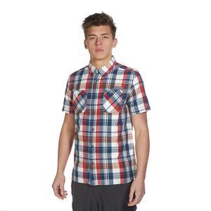 WEIRD FISH Men's Ebro Short Sleeve Shirt
