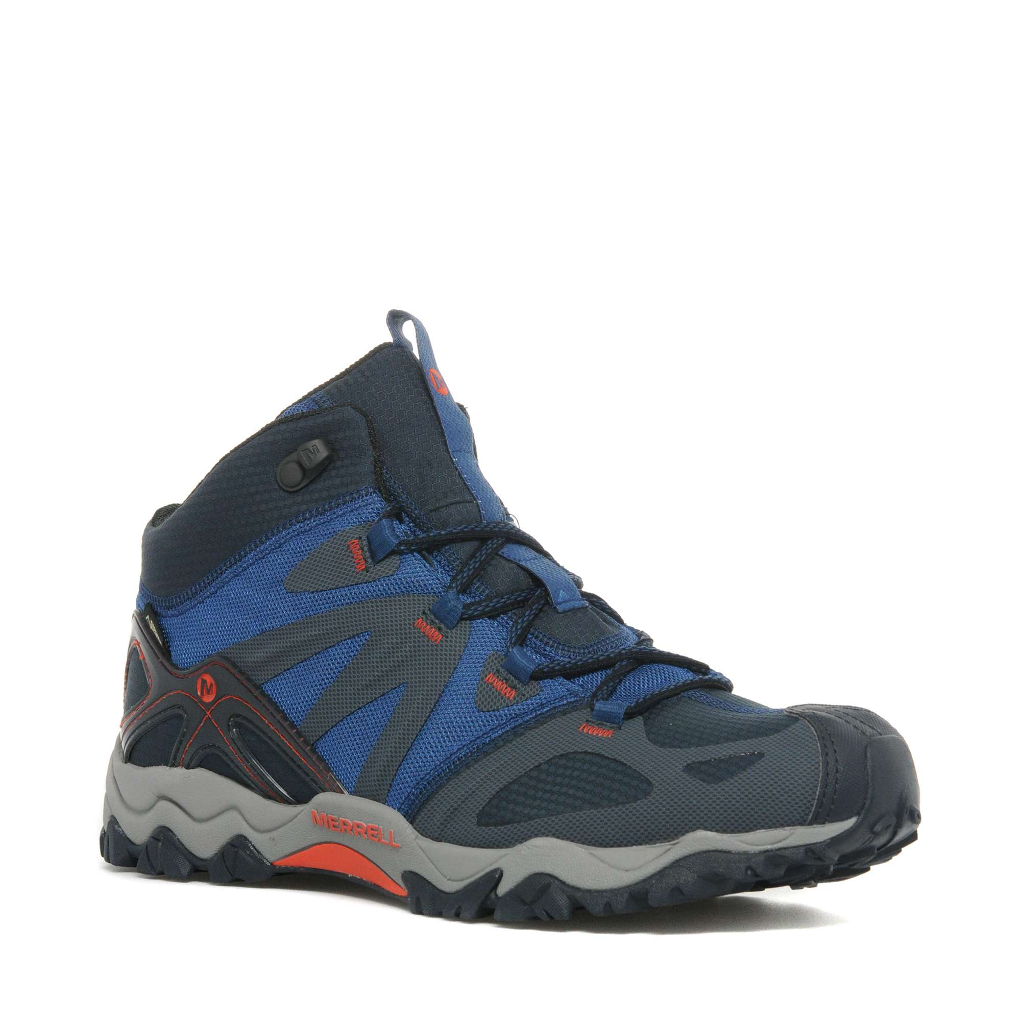 MERRELL Men's Grassbow Sport GORE-TEX® Mid Cross Terrain Shoe