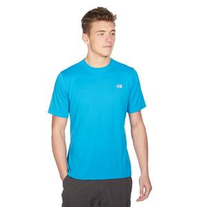 THE NORTH FACE Men's Reaxion Short Sleeve Crew T-Shirt