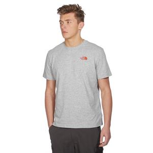 THE NORTH FACE Men's Mountain Short Sleeve T-Shirt