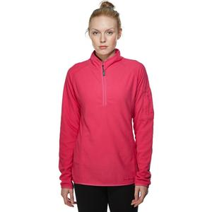 PETER STORM Women's Grid Half-Zip Fleece