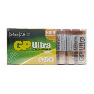 GP BATTERIES Ultra Alkaline AA Batteries 24 Pack