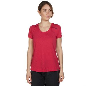 JACK WOLFSKIN Women's Travel Hoody T-Shirt