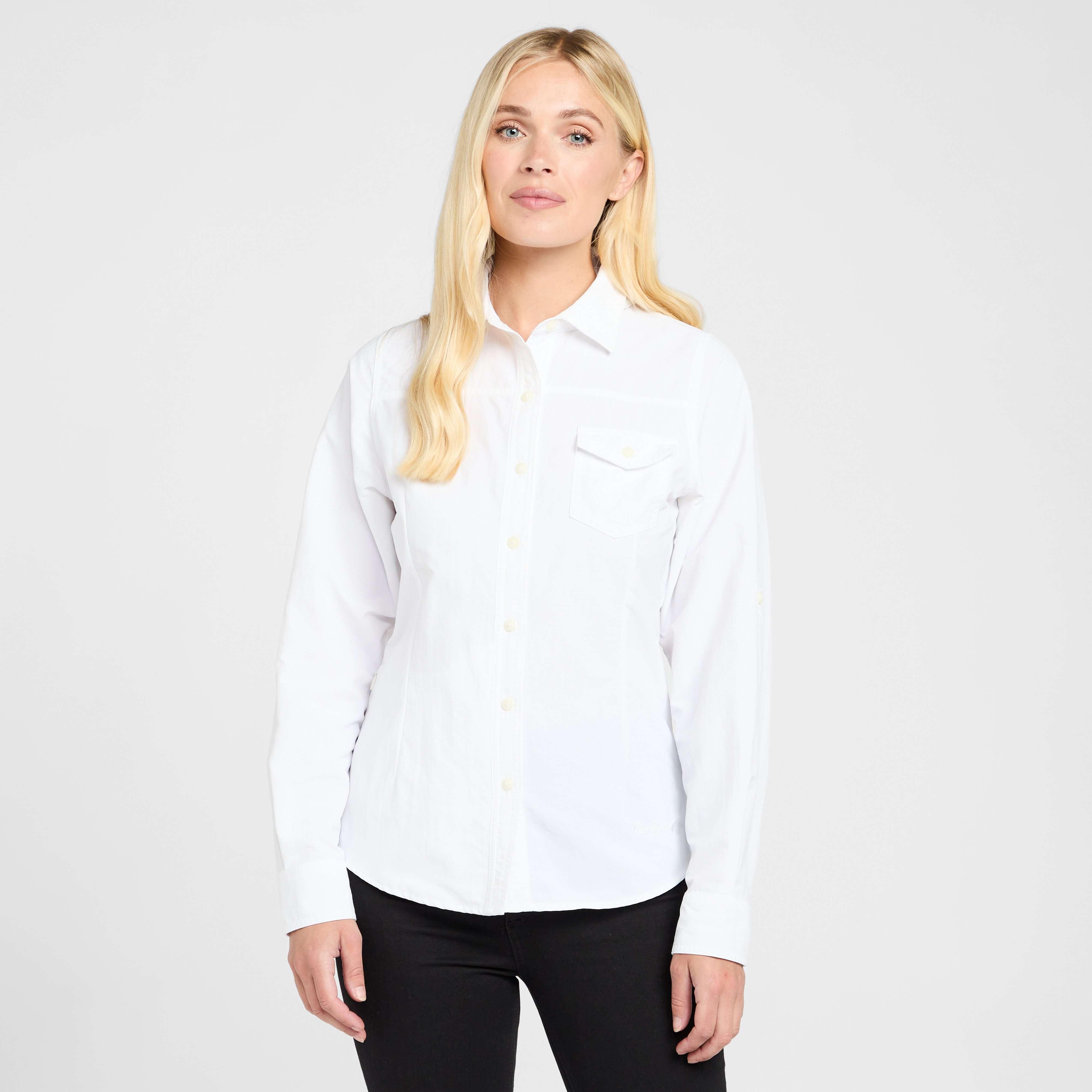 PETER STORM Women's Long Sleeve Travel Shirt