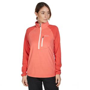 CRAGHOPPERS Women's Harlow Half Zip Fleece