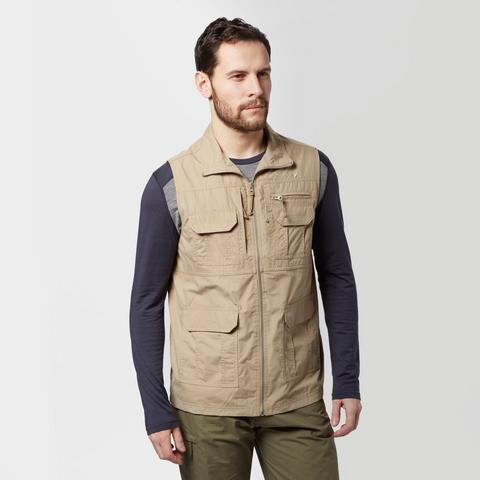 Men's Travel Gilet
